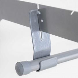 2 soporte de tubo platinum