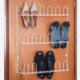 Zapateros de pared rejiplas organizadores de closet ganaespacio - Zapatero de pared ...