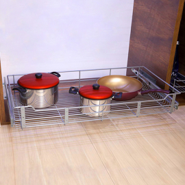 Canasta classic mueble bajo módulo de 90 cierre lento