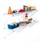 Repisa modular 2 Niveles 120 X 30 cm