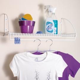 Organizador de pared zona de ropas