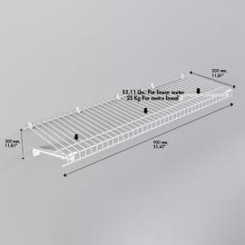 Repisa modular de 90X30