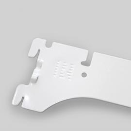 Brazo de 30 cm metalizado