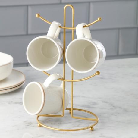 Porta mug 4 puestos
