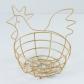 Canasta huevos gallina