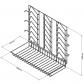 Locero de pared 21 puestos con cubiertero