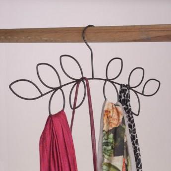 Bufandero hojas